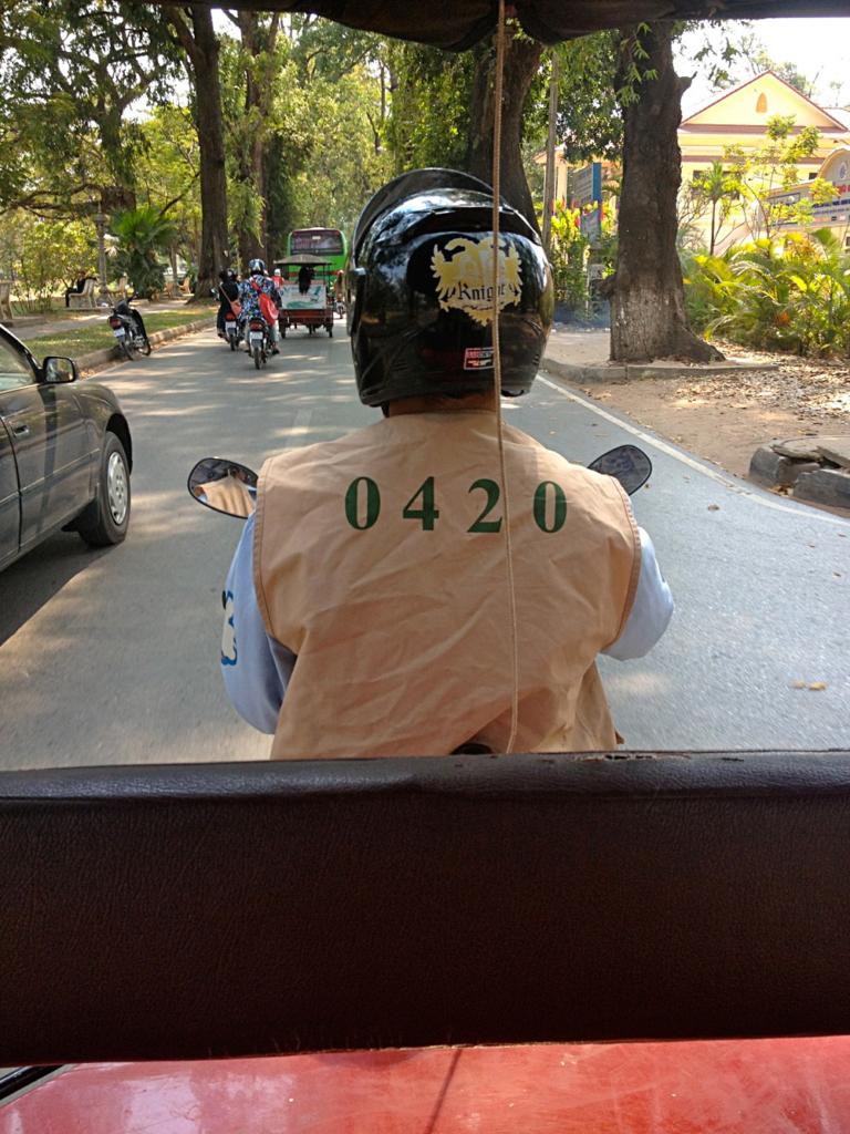 420 Tuk Tuk Driver