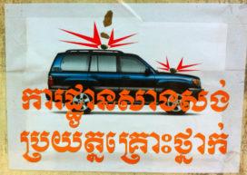 Coconut Car Insurance Guerillla markerting