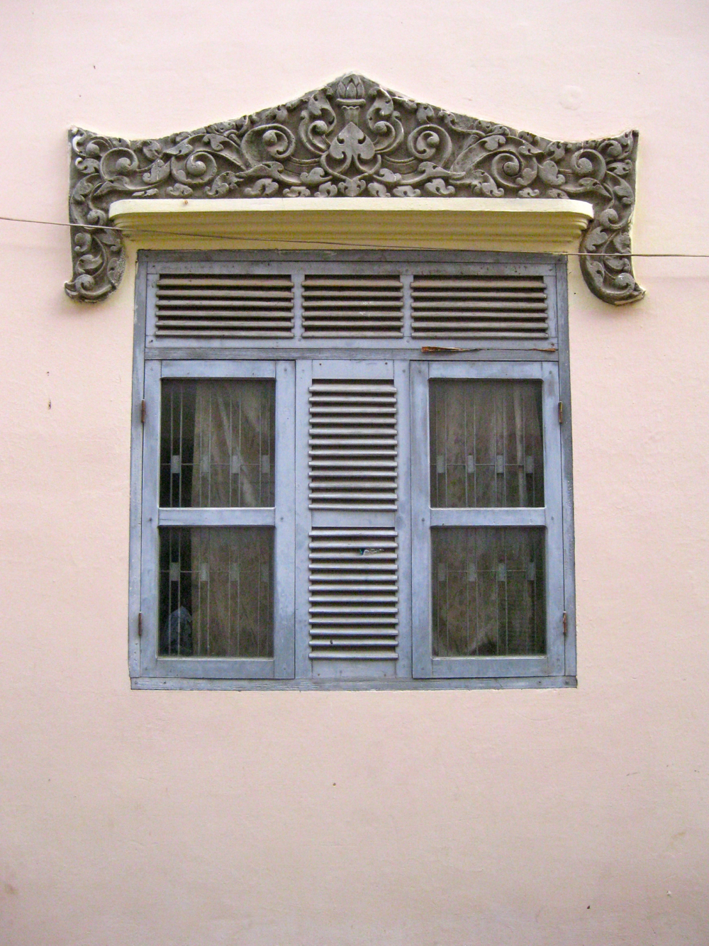 Windows Walls Wat Ounalom