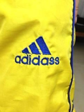 t-shirt adidass fake