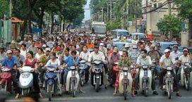 Traffic Cambodia