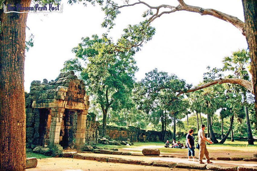 Cambodia housed many universities during Angkor era
