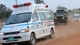 Ambulance Cambodia