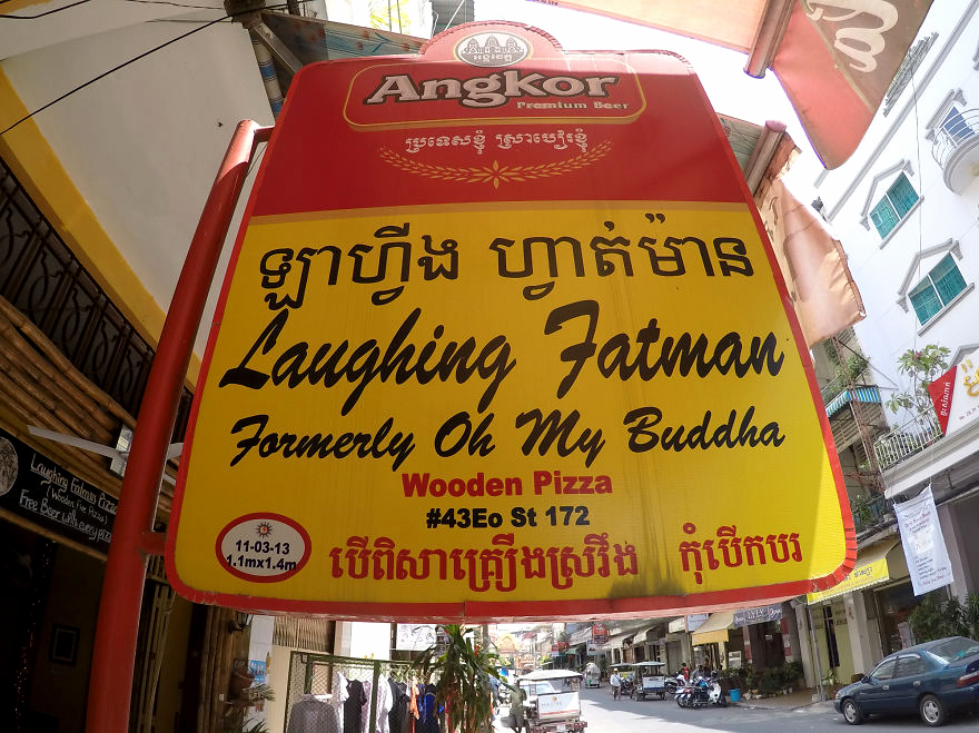 Laughing Fatman, formerly oh my Buddha