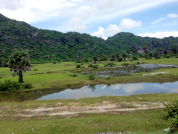 "Visit Cambodia… enjoy the American ""Swimming Pools"""