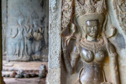 Exploring Angkor Wat Temple Complex in Cambodia 01