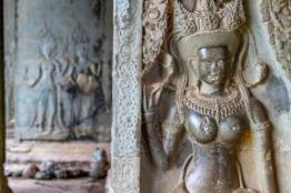 Exploring Angkor Wat Temple Complex in Cambodia 01