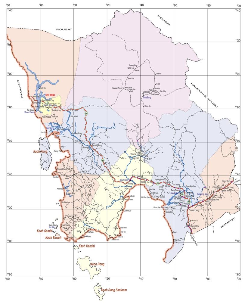 'This is my land' ~ Koh Kong, Koh Wrong