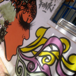 Cambodian Graffiti Fonki