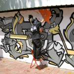Cambodian Graffiti — Fonki