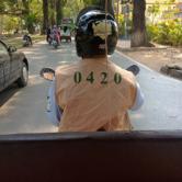 420 Tuk Tuk Driver Siem Reap