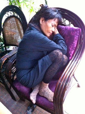 Cambodian-Moments : Sleeping Cambodians