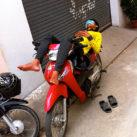 Sleeping Moto Dop