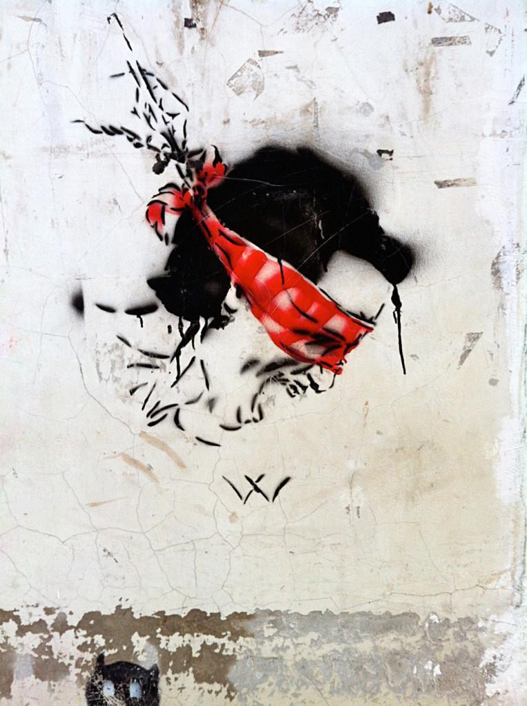 Cambodian Moments Grafitti