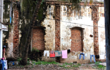 Cambodian Moments : Windows and Walls