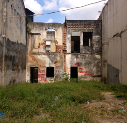 Cambodian Moments : Windows & Walls