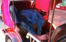 Sleeping Cambodians