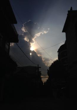 Cambodian Skies Series