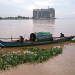 Cambodian Moments Boats