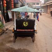 Tuk Tuk — My Cambodian Ferrar