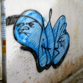 Phnom Penh Graffiti — Worm