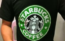 Cambodian Moments Starbucks t-shirt