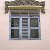 Windows & Walls — Wat Ounalom