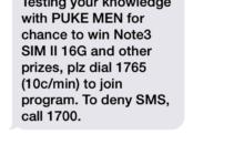 Metfone TXT MSG