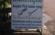 Baber Shop—Handsome Every Second