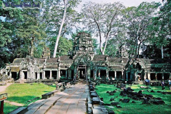 Cambodia housed many universities during Angkor era