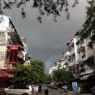 Phnom Penh Foreboding Sky