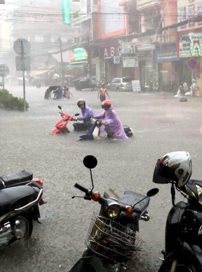 Moonsoon Floods