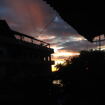 Another Angry Phnom Penh Sunrise.