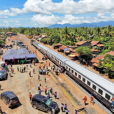 July 04, 2018, Phnom Penh to Pursat to Battambang | Royal Railways Train Service is a Go!
