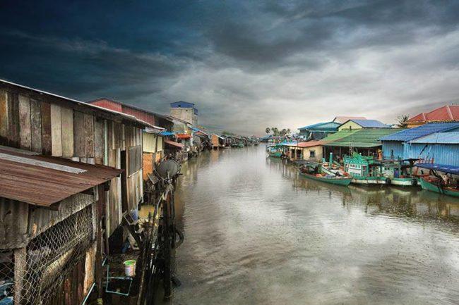 Sihanoukville to Kampot – A Pictorial