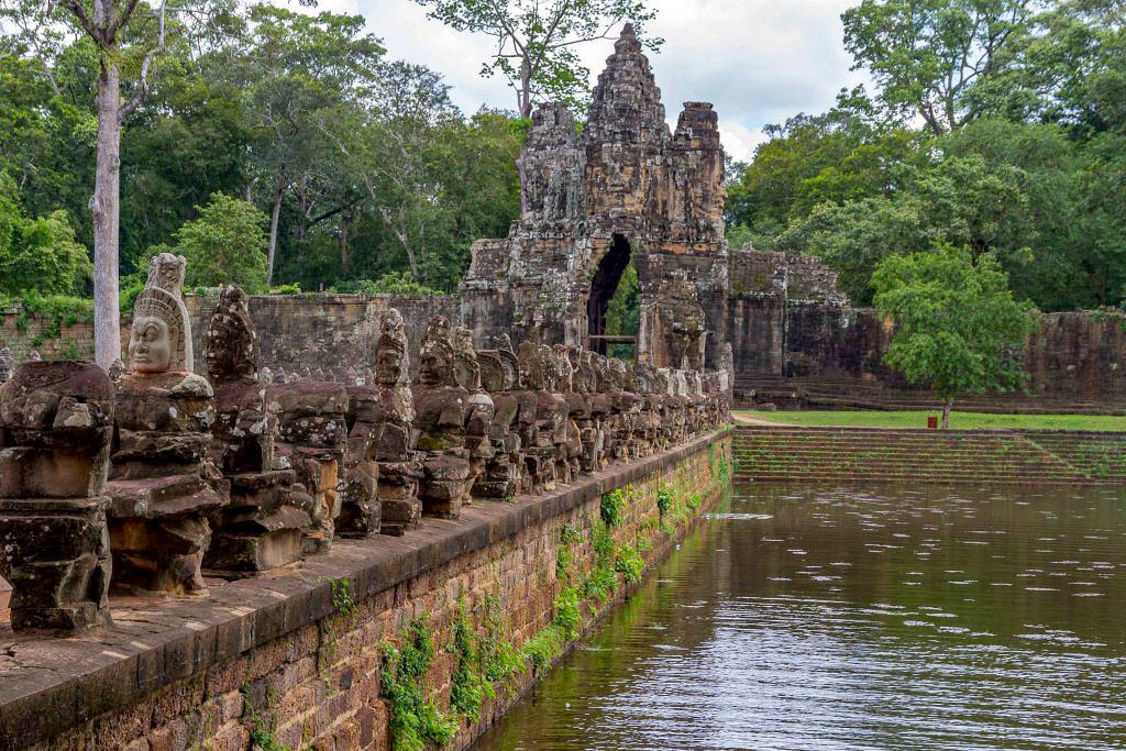 Exploring Angkor Wat Temple Complex in Cambodia 06