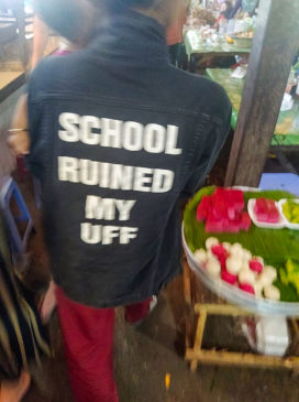 School Ruined My UFF