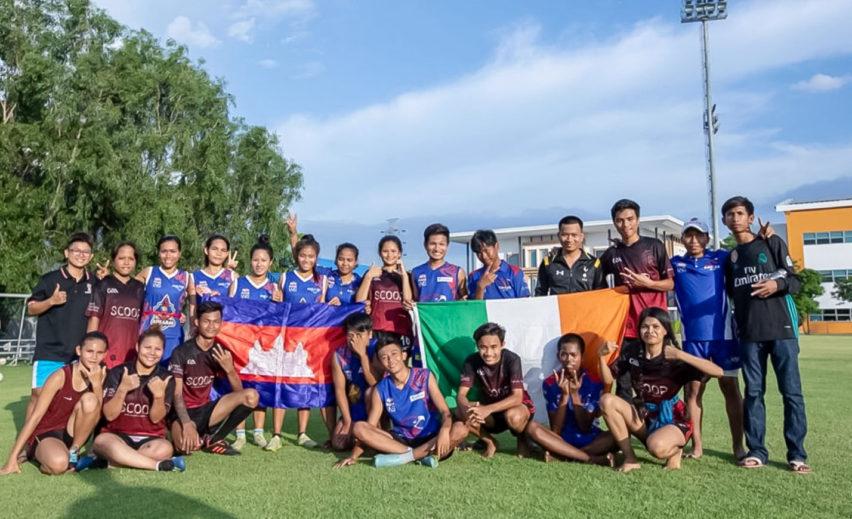 Cairde Khmer GAA Club