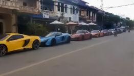 Flash Cars in Kampot